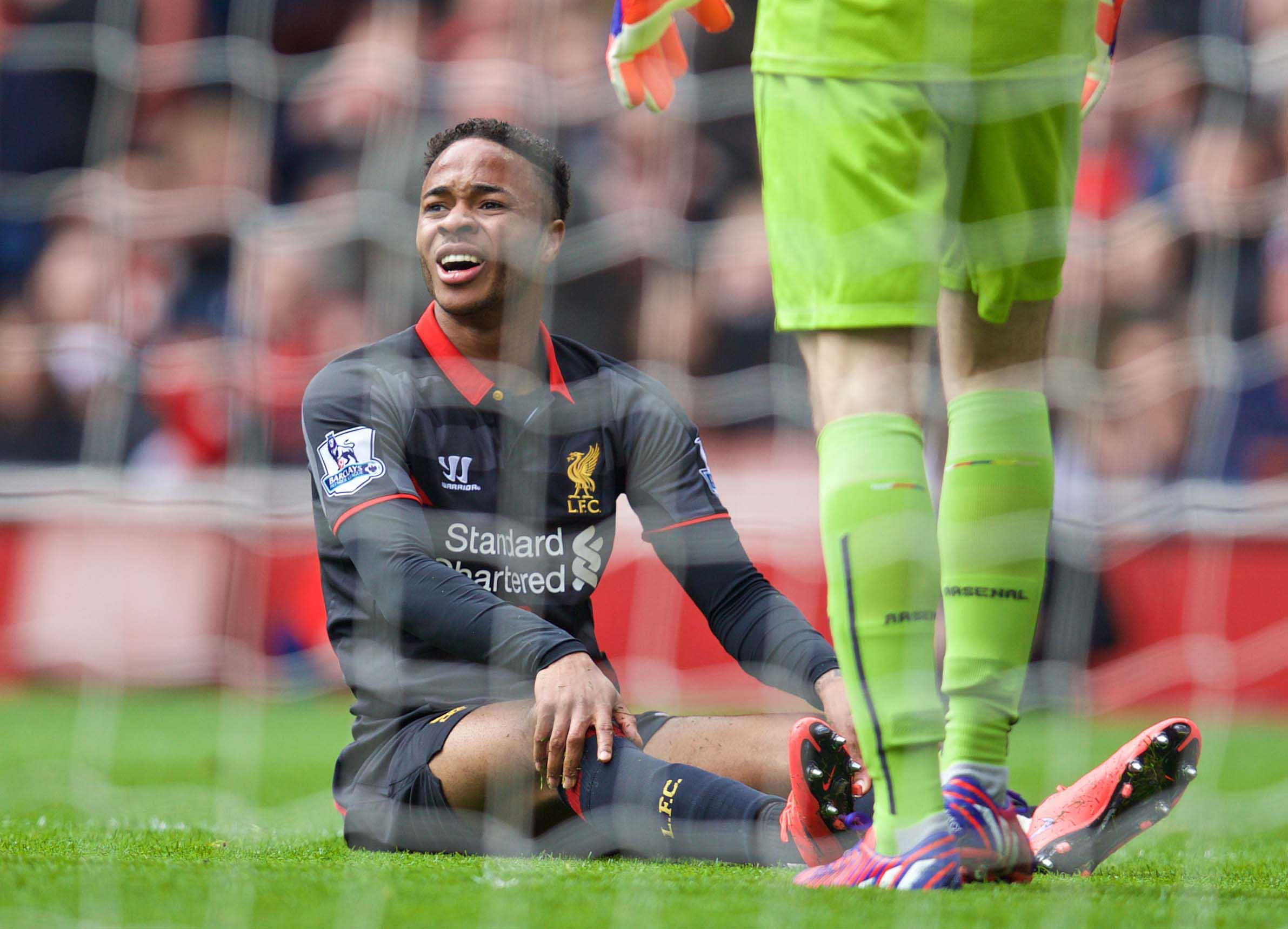 RAHEEM STERLING: NOT FOR SALE AT ANY PRICE