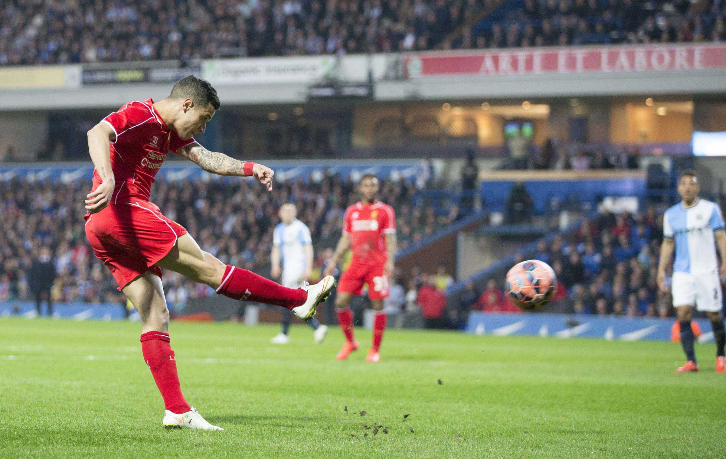 LIVERPOOL: SILVER'S THE GOAL AFTER BATTLE IN BLACKBURN
