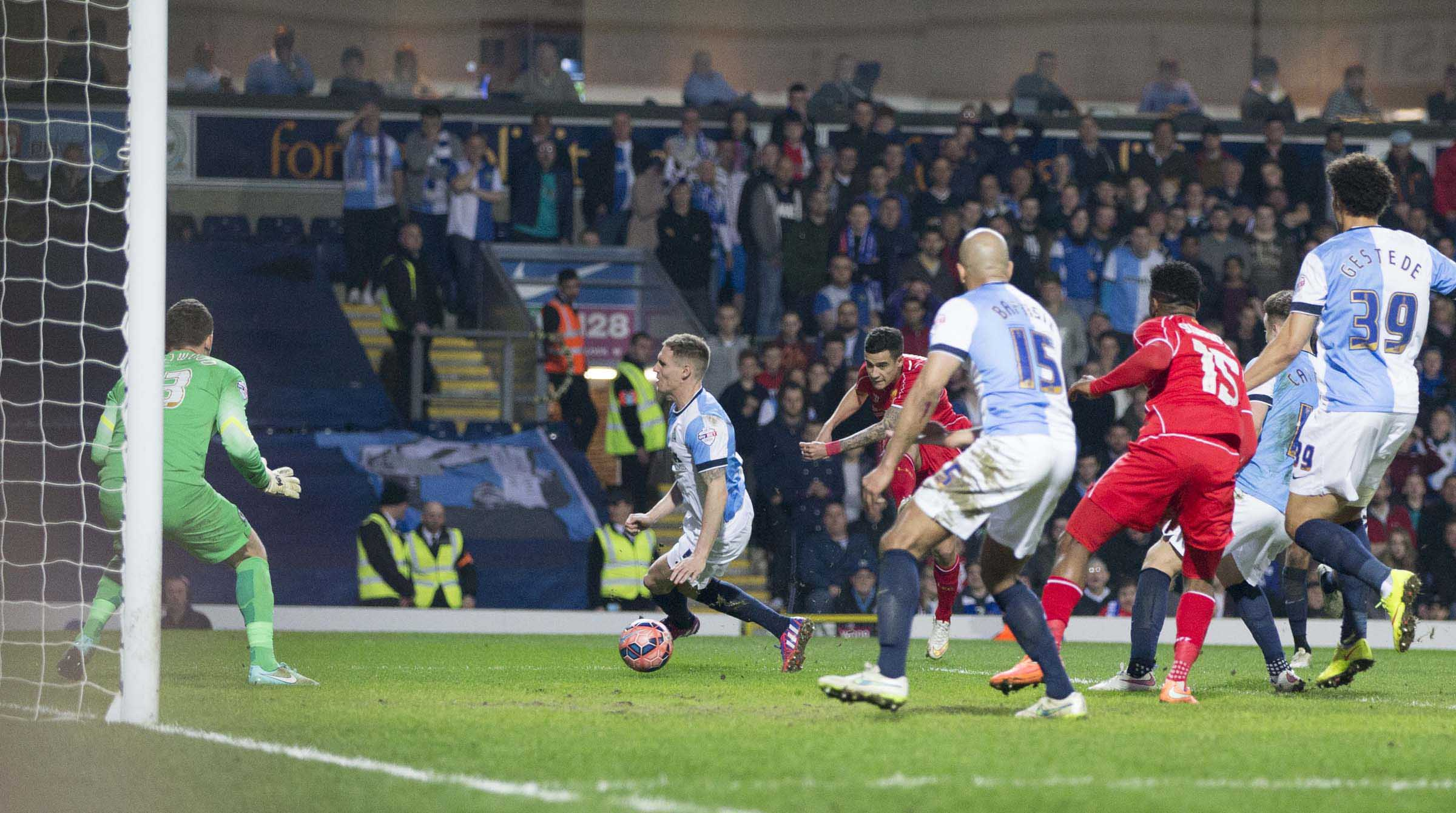 MATCH REVIEW: BLACKBURN ROVERS 0 LIVERPOOL 1