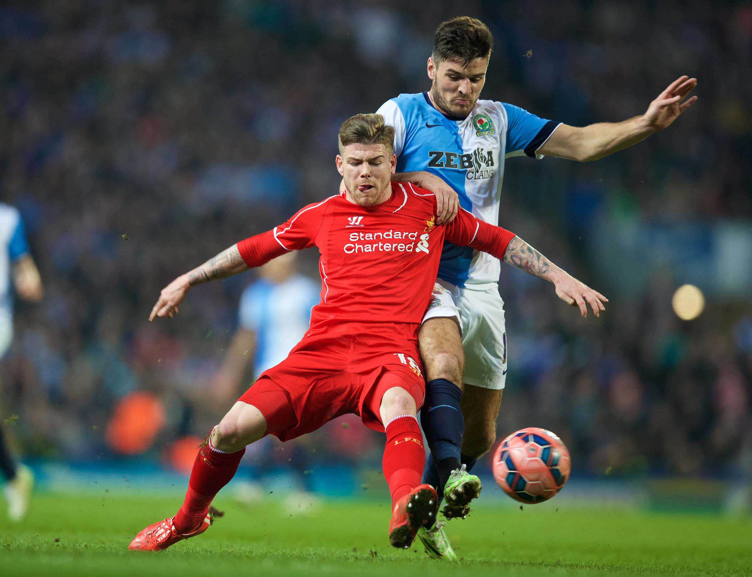 Football - FA Cup - Quarter-Final Replay - Blackburn Rovers FC v Liverpool FC