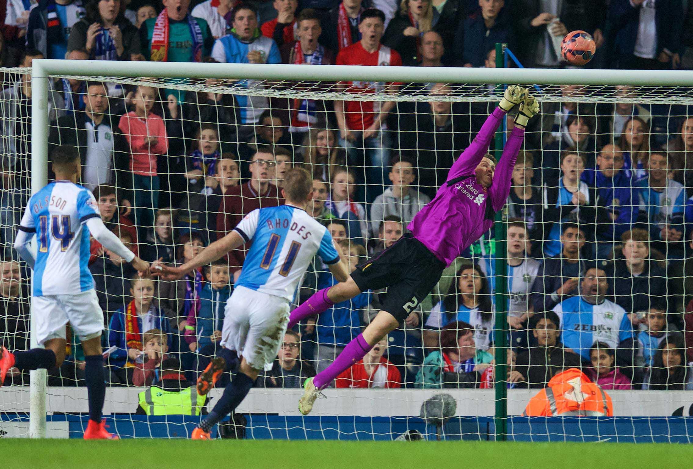 Football - FA Cup - Quarter-Final Replay - Blackburn Rovers FC v Liverpool FC