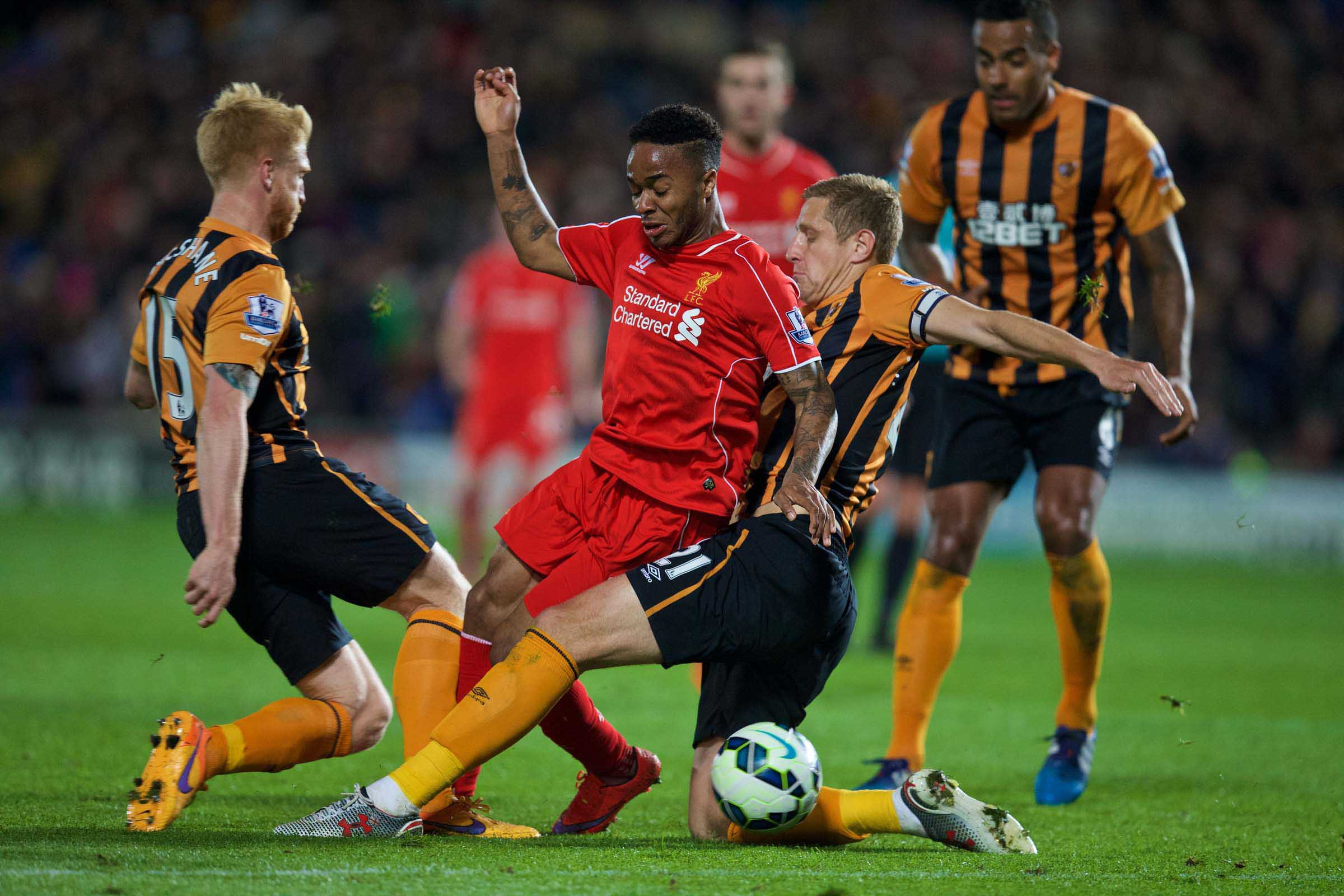 HULL CITY v LIVERPOOL: MATCH REVIEW