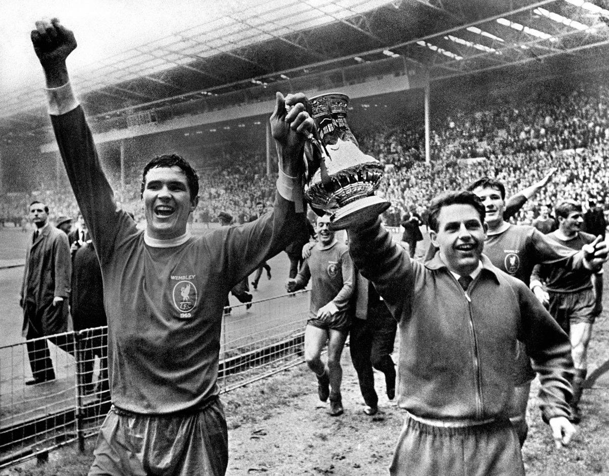 Soccer - FA Cup Final - Leeds United v Liverpool - Wembley Stadium