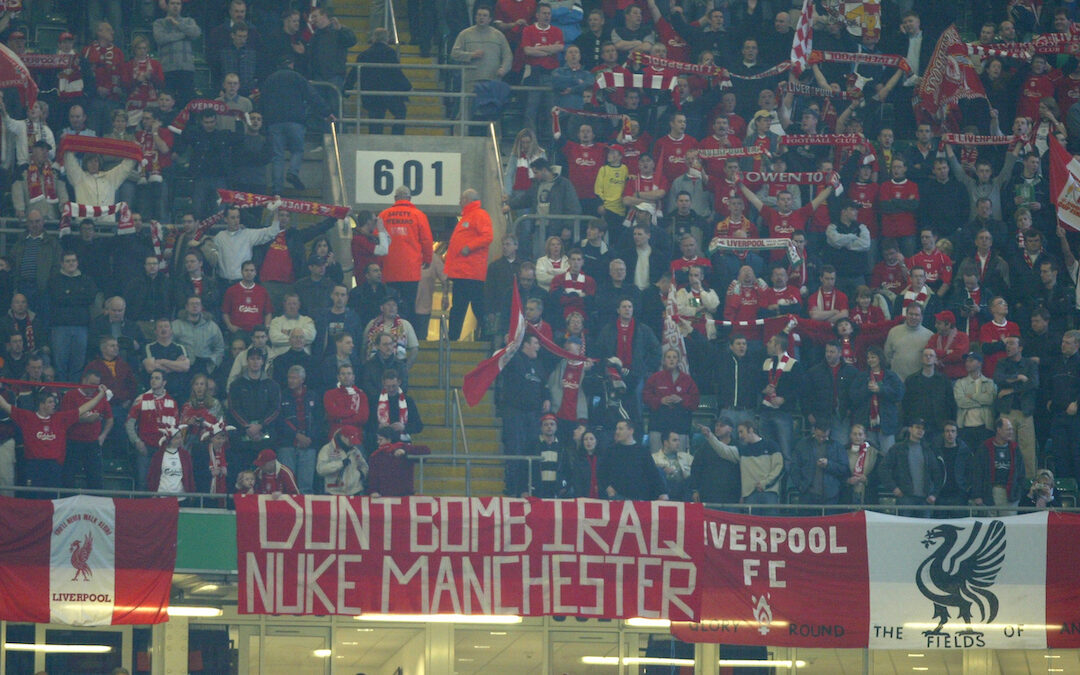 Liverpool v Manchester United: Hate, Heysel, Hillsborough and Munich