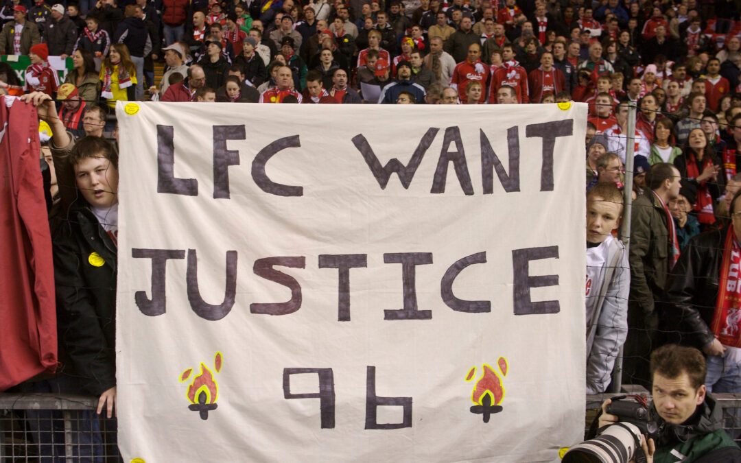 Hillsborough: Only Flat-Earthers, Fools And Fruitcakes Still Blame The Fans