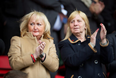 Margaret Aspinall and Jenny Hicks