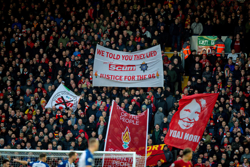 We Told You They Lied Justice For The 96