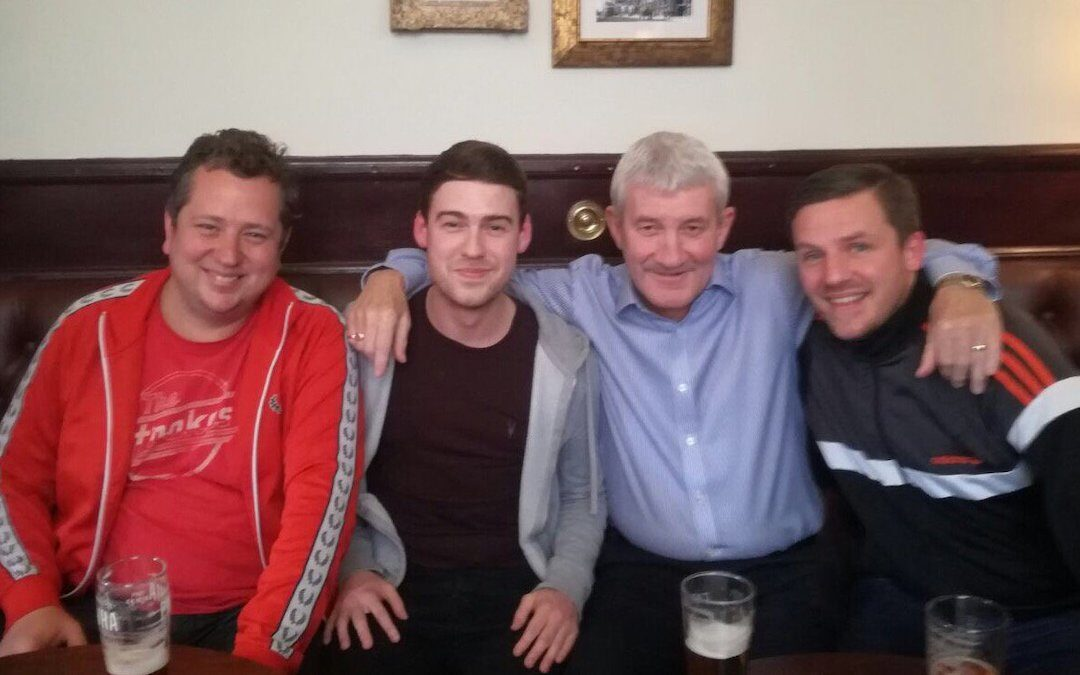 Terry McDermott: TAW Player Special