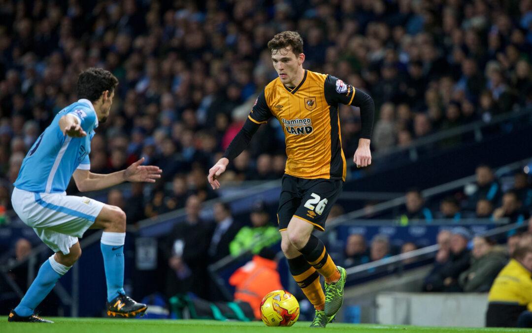 Andy Robertson Hull City