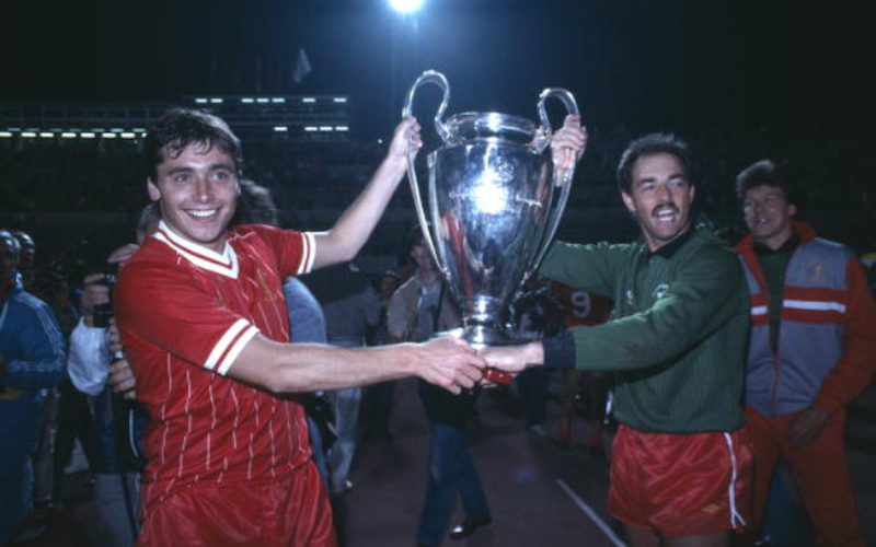 Michael Robinson: A Complete Chapter From 'Red Machine: Liverpool FC In The '80s: The Players' Stories'