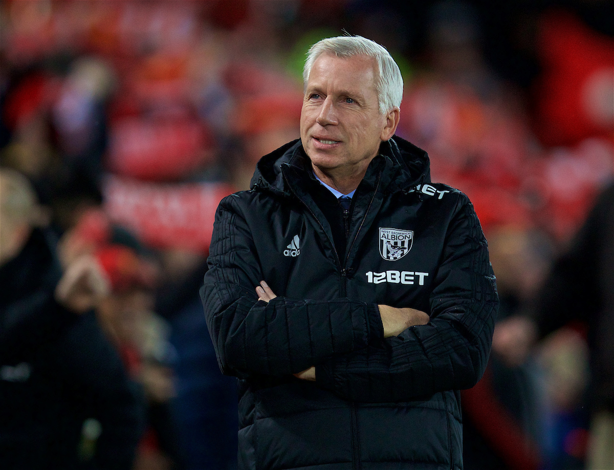 Liverpool v West Bromwich Albion: The Team Talk