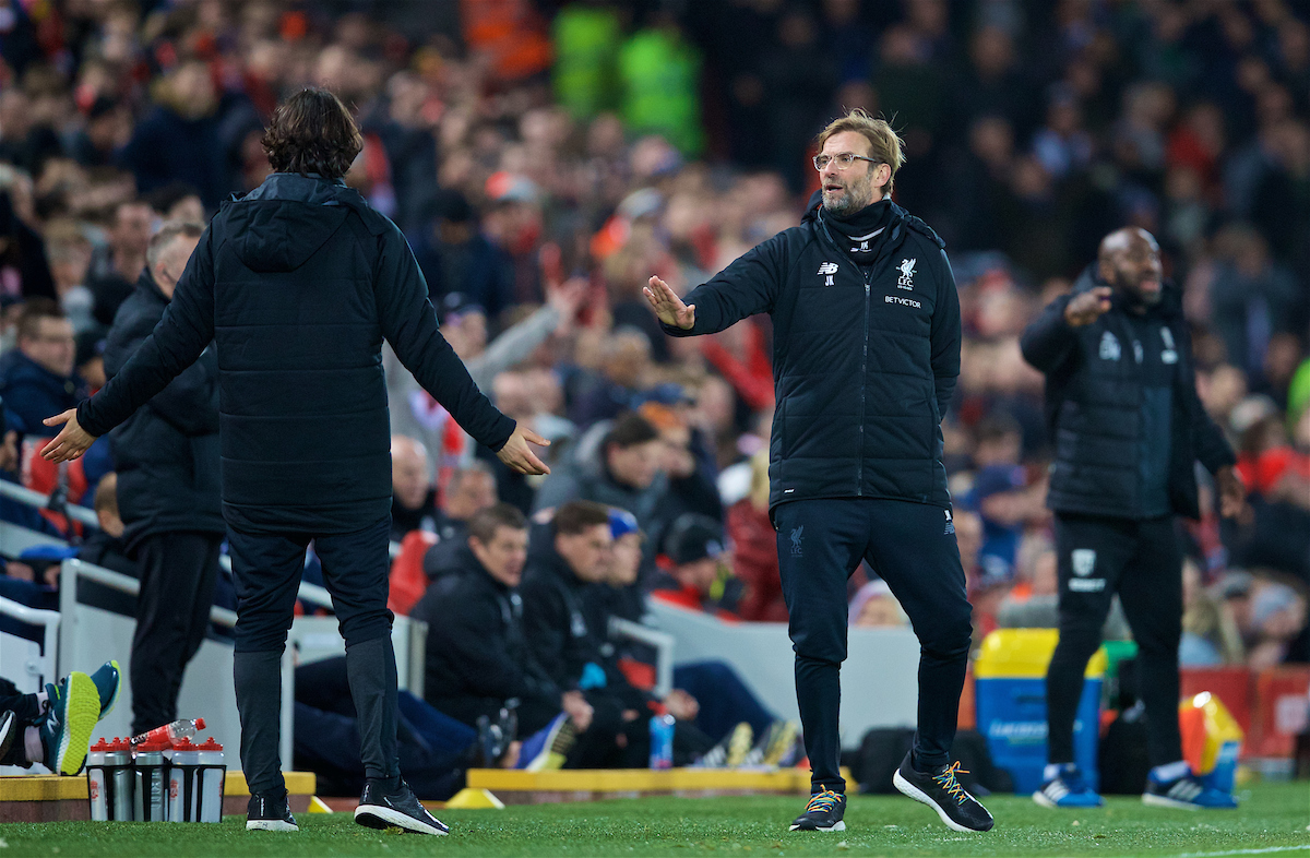 Liverpool 2 West Bromwich Albion 3: The Review