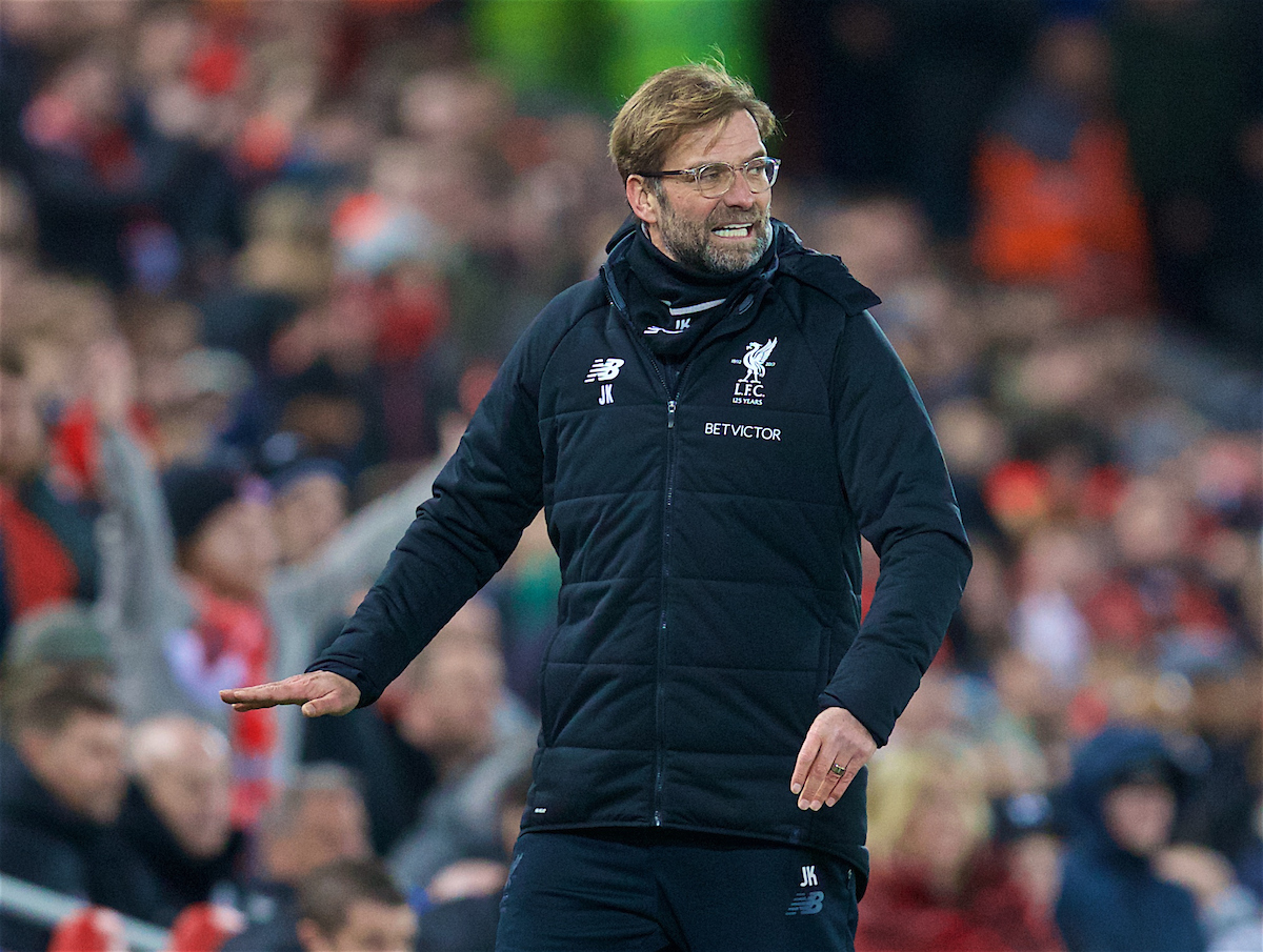 Liverpool: Jürgen Klopp And Co Must Make Sure Mid-Season Stumble Doesn't Become A Crisis