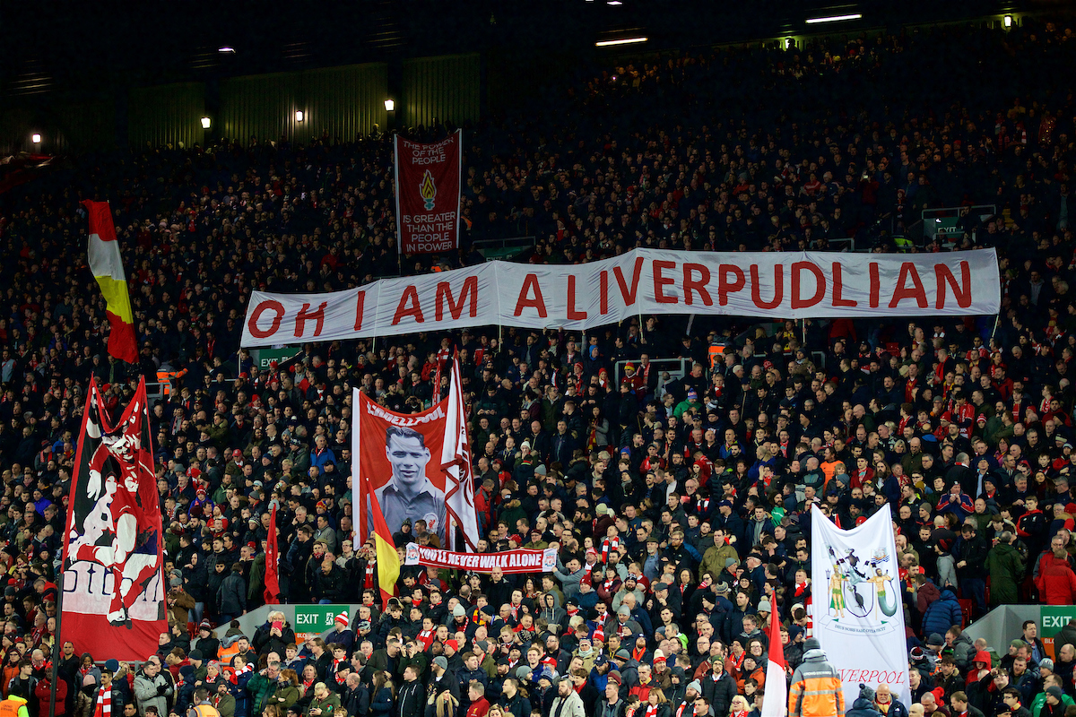 The Big Question: The Anfield Atmosphere