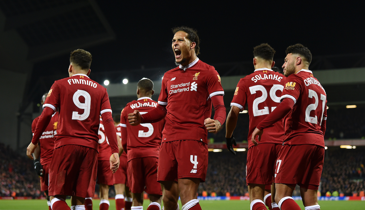 Liverpool 2 Everton 1: Match Ratings