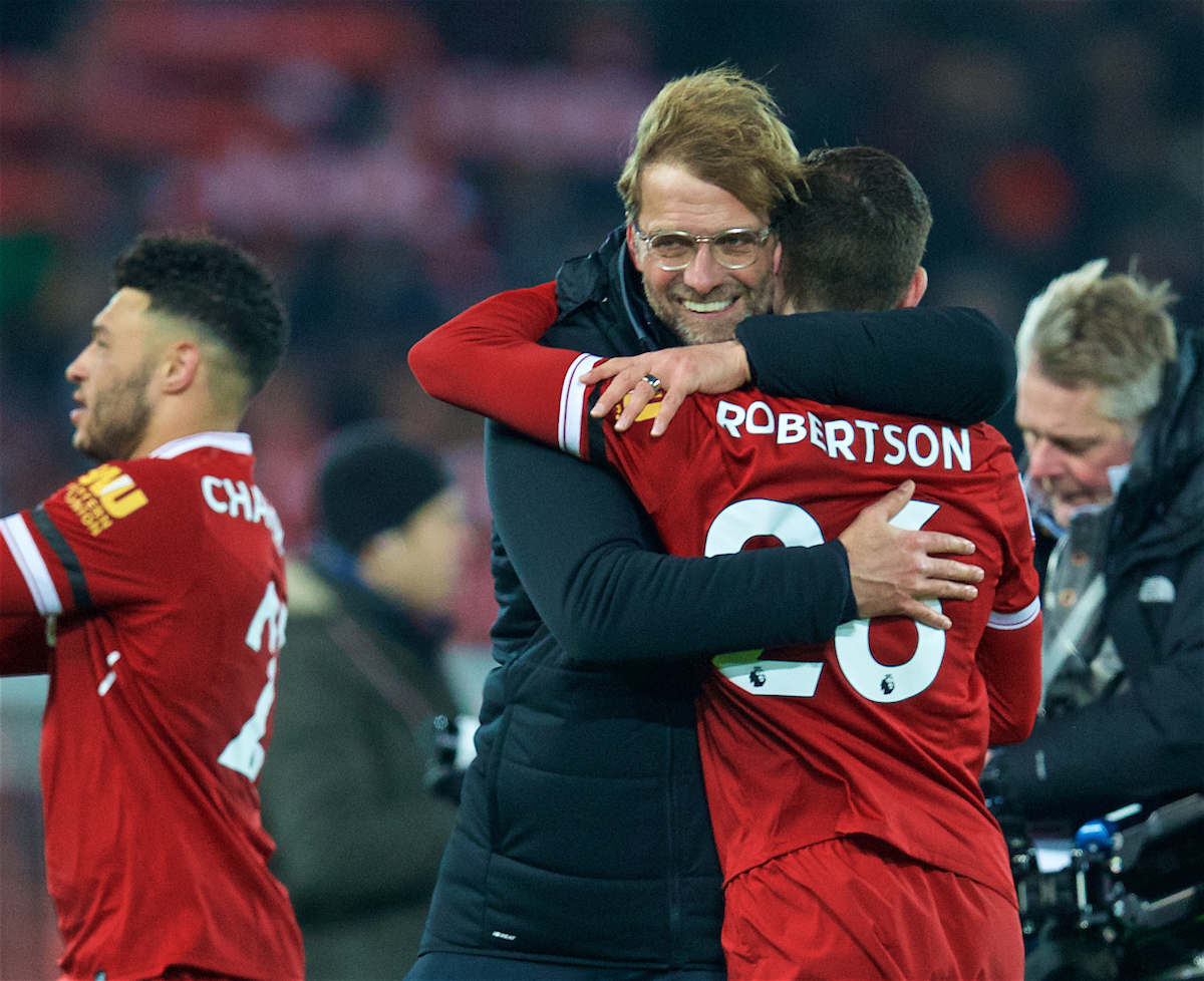 Liverpool 4 Manchester City 3: The Post Match Show