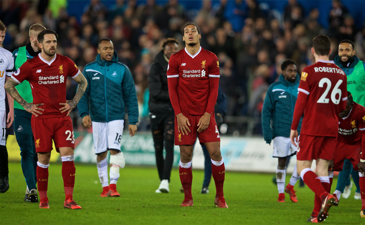 Swansea City 1 Liverpool 0: The Post-Match Show