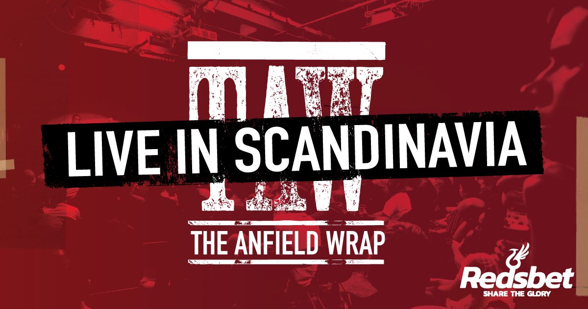 The Anfield Wrap Live In Scandinavia