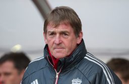 SUNDERLAND, ENGLAND - Saturday, March 10, 2012: Liverpool's manager Kenny Dalglish before the Premiership match against Sunderland at the Stadium of Light. (Pic by David Rawcliffe/Propaganda)