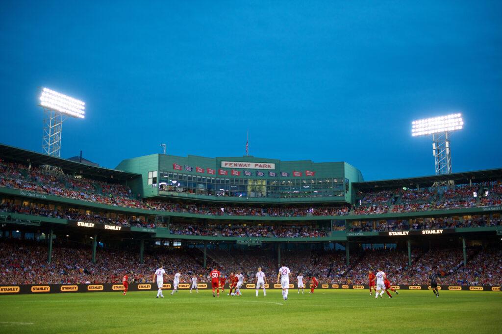 Liverpool Roma Fenway FSG Boston