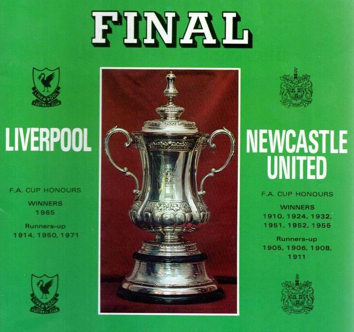 The FA Cup Final Big Match: Liverpool 3 Newcastle 0