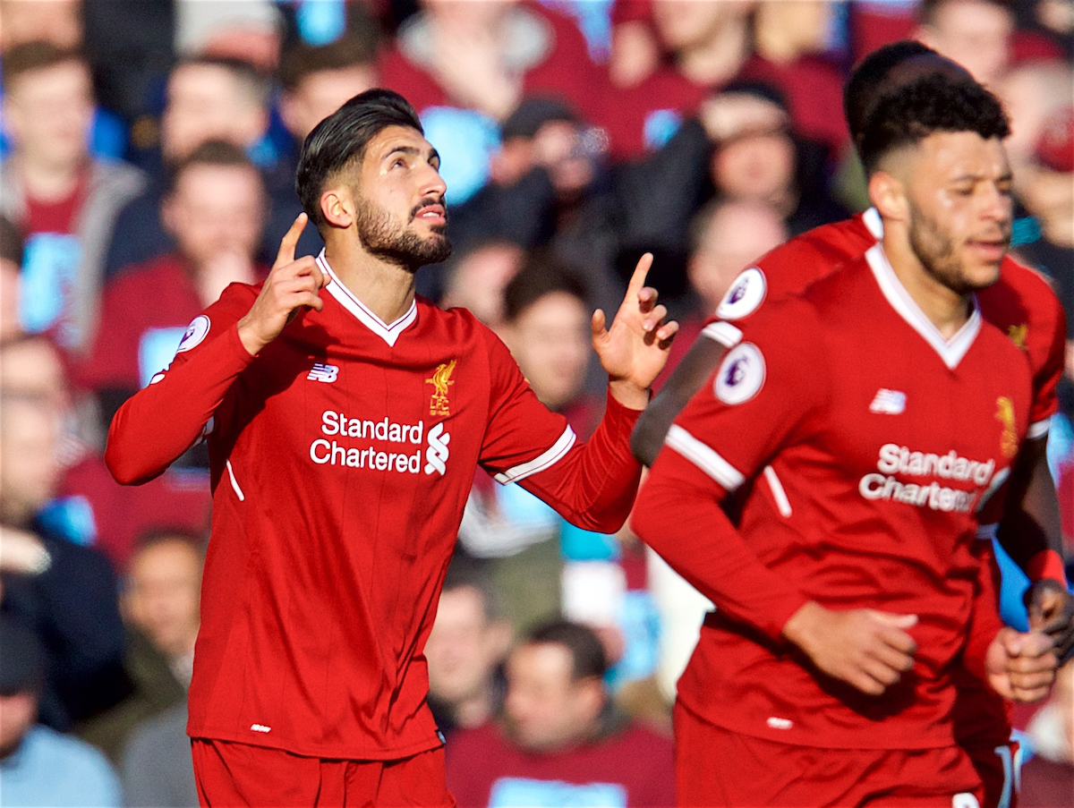 Emre Can: Ready For A Deluded Departure Or Self Belief That Liverpool Should Be Desperate To Encourage?