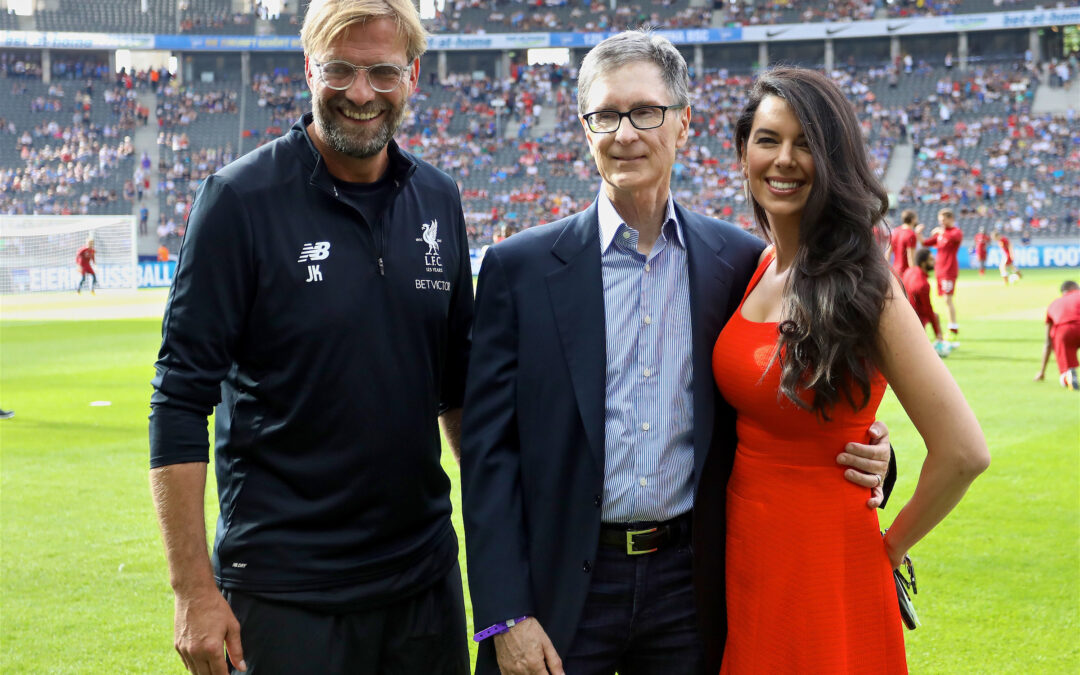 Fenway Sports Group's Business In Boston And Liverpool's Transfer Policy