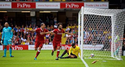 Mo Salah vs Watford