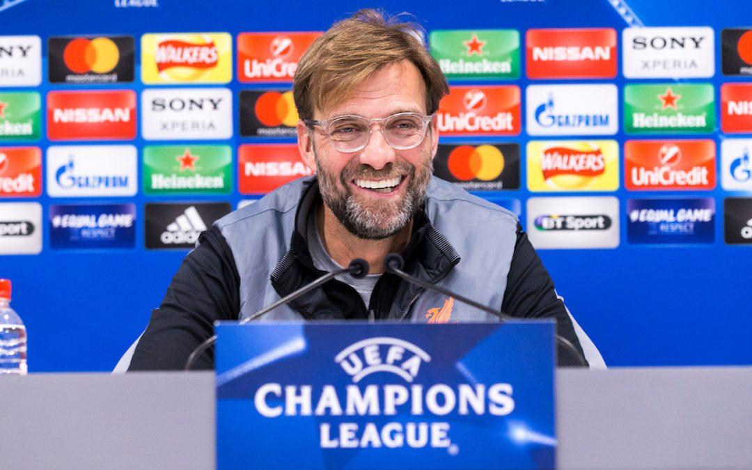 Liverpool v FC Porto: The Big Match Preview