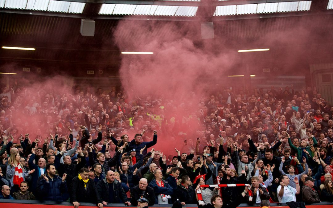 Liverpool: Why Old Trafford Disappointment Won't Dampen A Support With New Songs To Sing