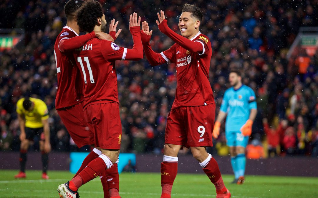 Image result for liverpool vs watford""
