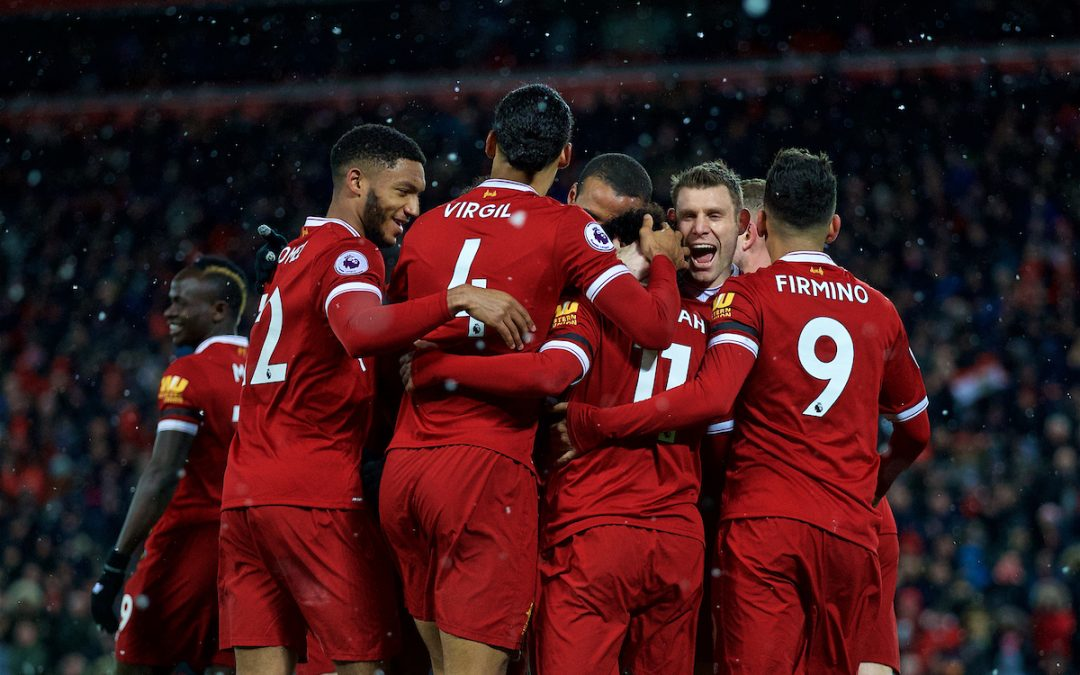 Liverpool 5 Watford 0: Match Review