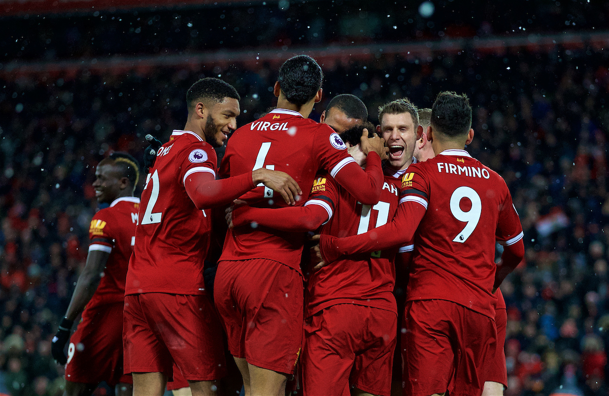 Liverpool 5 watford 0 match review the anfield wrap stopboris Images