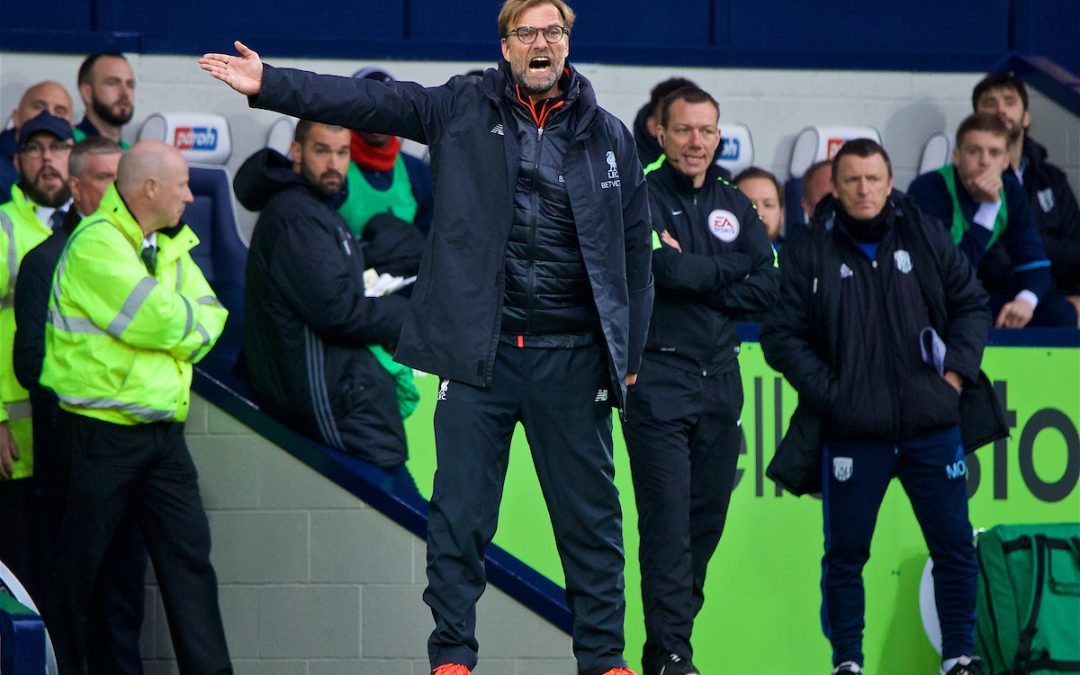West Bromwich Albion v Liverpool: The Big Match Preview