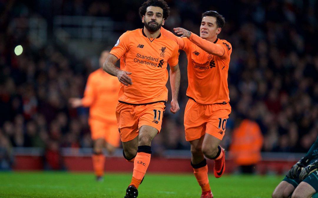 Until Salah I Was Never Happy: Are Liverpool Better Off Without Coutinho?