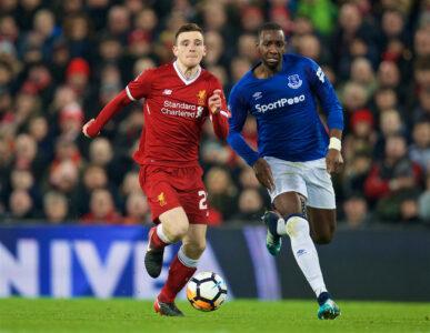 Andy Robertson Liverpool Everton