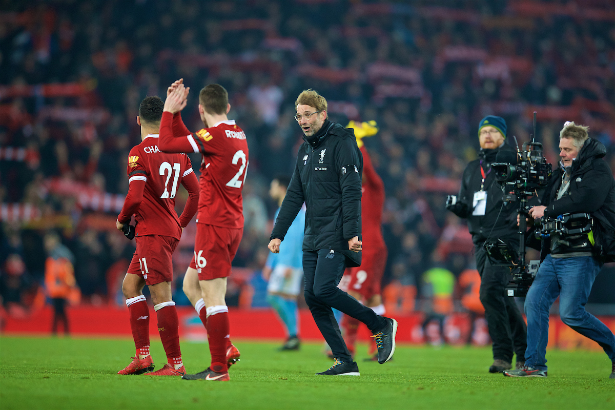 Liverpool Vs Man City: Liverpool V Manchester City: The Big Match Preview