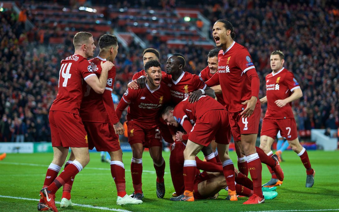 Liverpool Vs Man City: Manchester City V Liverpool: The Big Match Preview