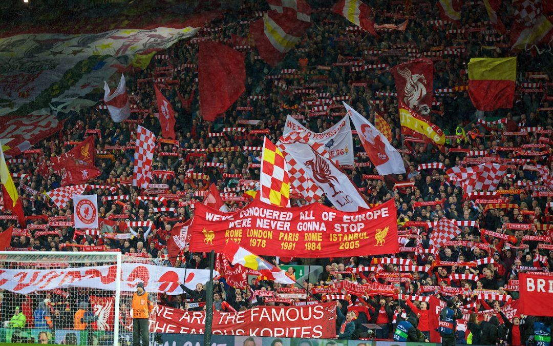 Liverpool: The Sights And Sounds Of A European Run For A New Generation Of Reds