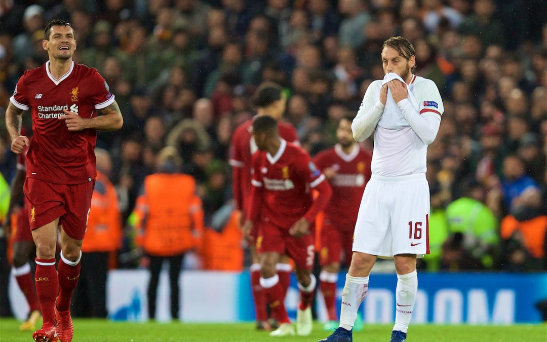 Liverpool: Why Klopp And Co Won't Allow A Repeat Of Roma's Barcelona Heroics
