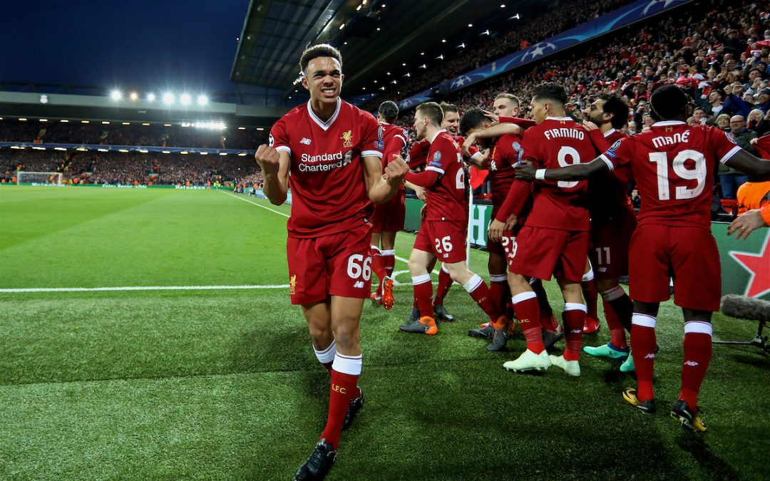Exclusive Anfield Wrap Competition: Win A Home Shirt Signed By Trent Alexander-Arnold
