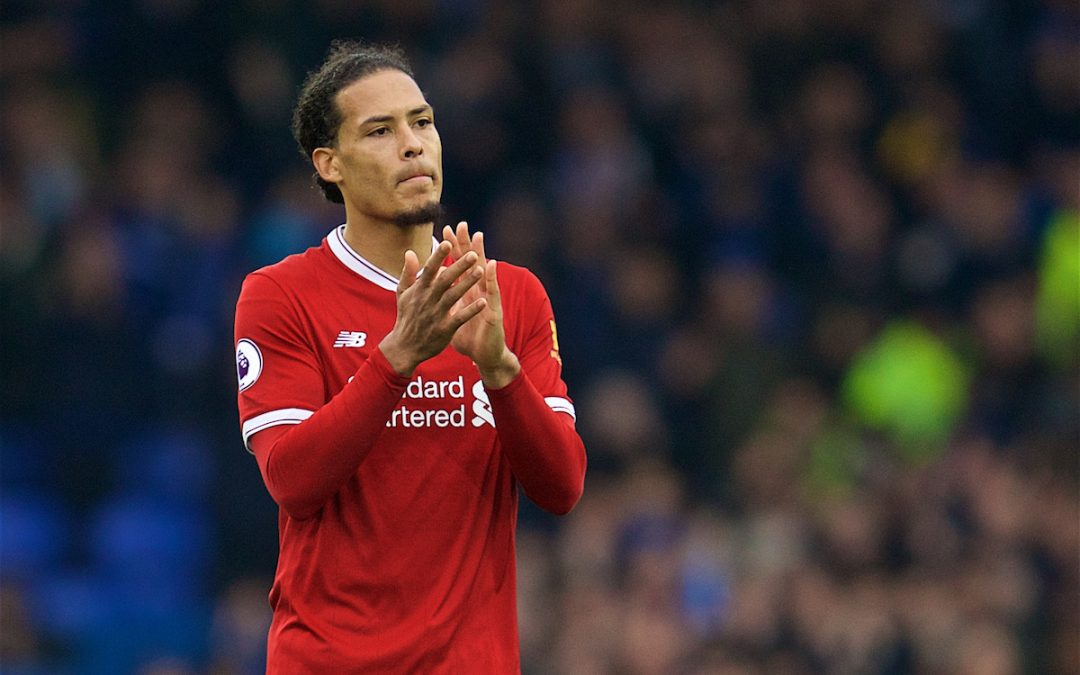 Liverpool: Another Case For The Defence On A Damp Derby Day
