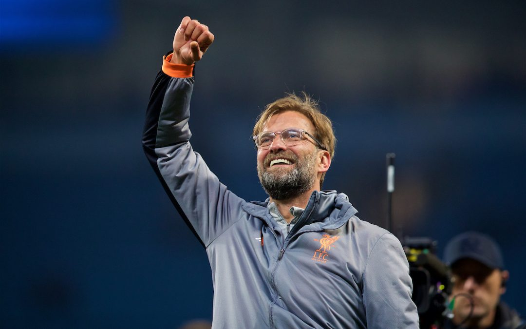 Manchester City 1 Liverpool 2: Match Review