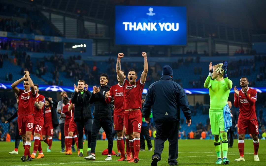Manchester City 1 Liverpool 2: The Reds Lay Down Their Marker To The Rest Of Europe