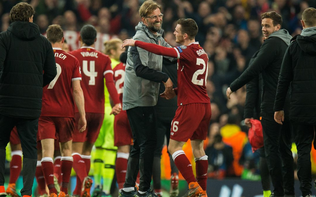 Liverpool: Can Andy Robertson Become The Reds' Next Great Scot?