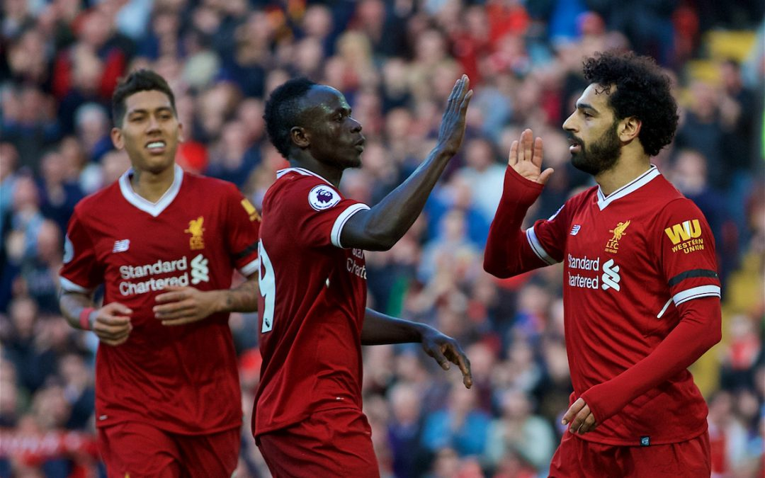 Liverpool 3 Bournemouth 0: Salah Steals The Show But Sadio Shows His Importance Again