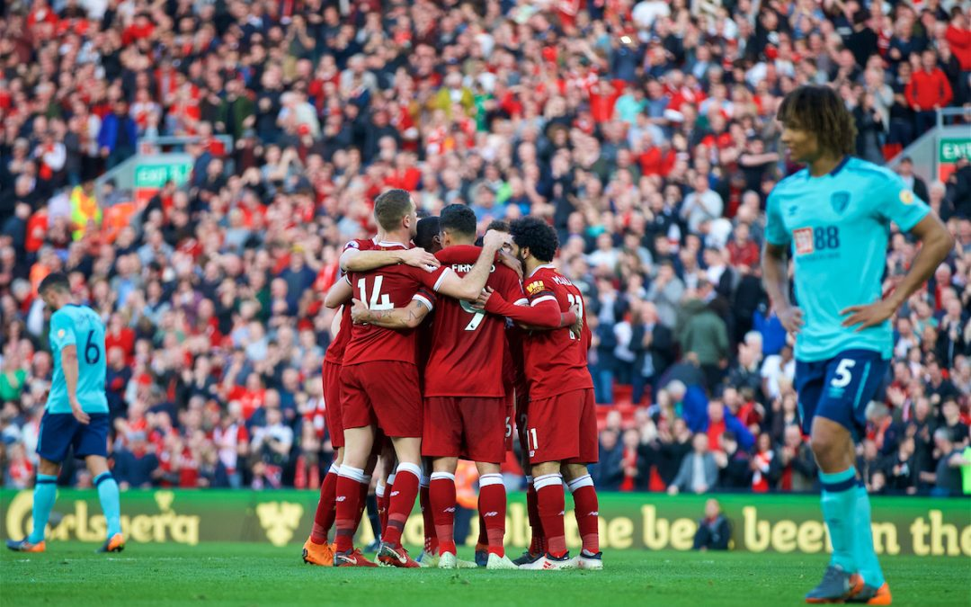 Liverpool 3 Bournemouth 0: Match Review