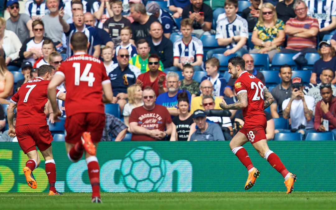 West Bromwich Albion 2 Liverpool 2: Match Ratings
