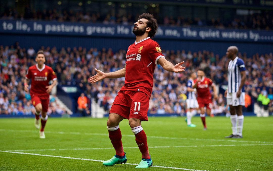 West Bromwich Albion 2 Liverpool 2: Match Review