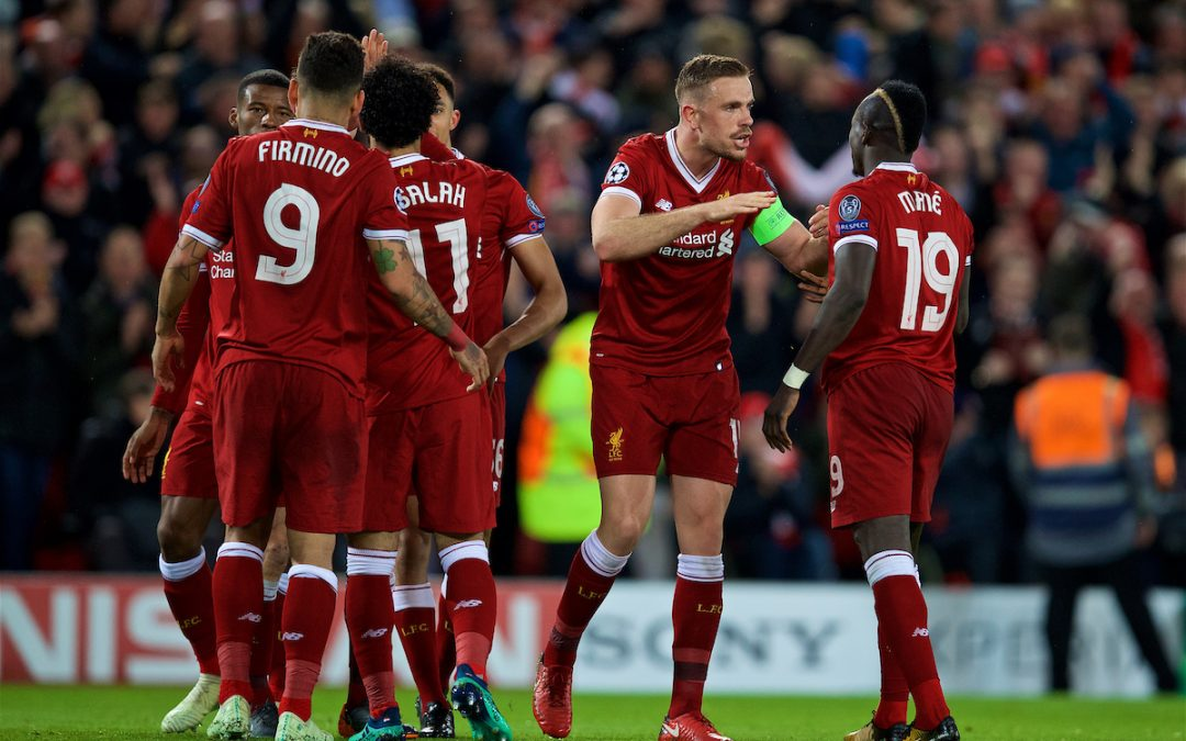Liverpool 5 AS Roma 2: Away-Goal Doubt Does This Team A Disservice